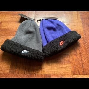 Nike Youth Beanies (Two)